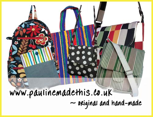 PaulineMadeThis - handmade and original