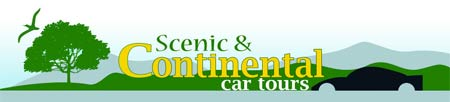 Scenic & Continental Car Tours